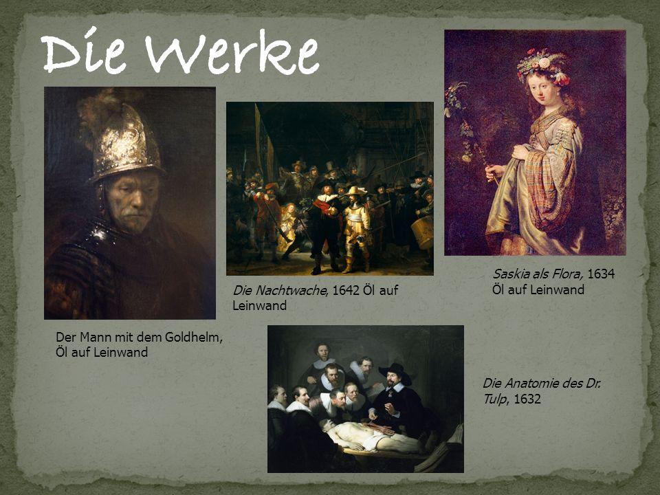 Dunkle Farben Grundzüge von Rembrandt Sein Schüler ist der Maler Helm Farbe und Licht Älterer Mann vor einem dunklen Hintergrund die porträtierte Person war Krieger der Vergangenheit