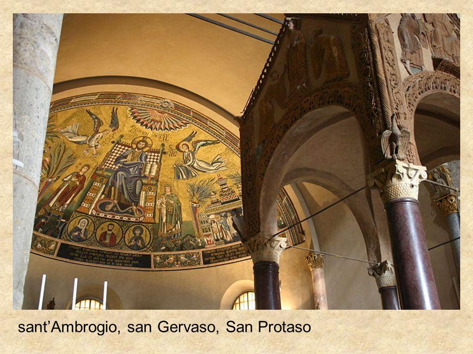 santAmbrogio, san Gervaso, San Protaso