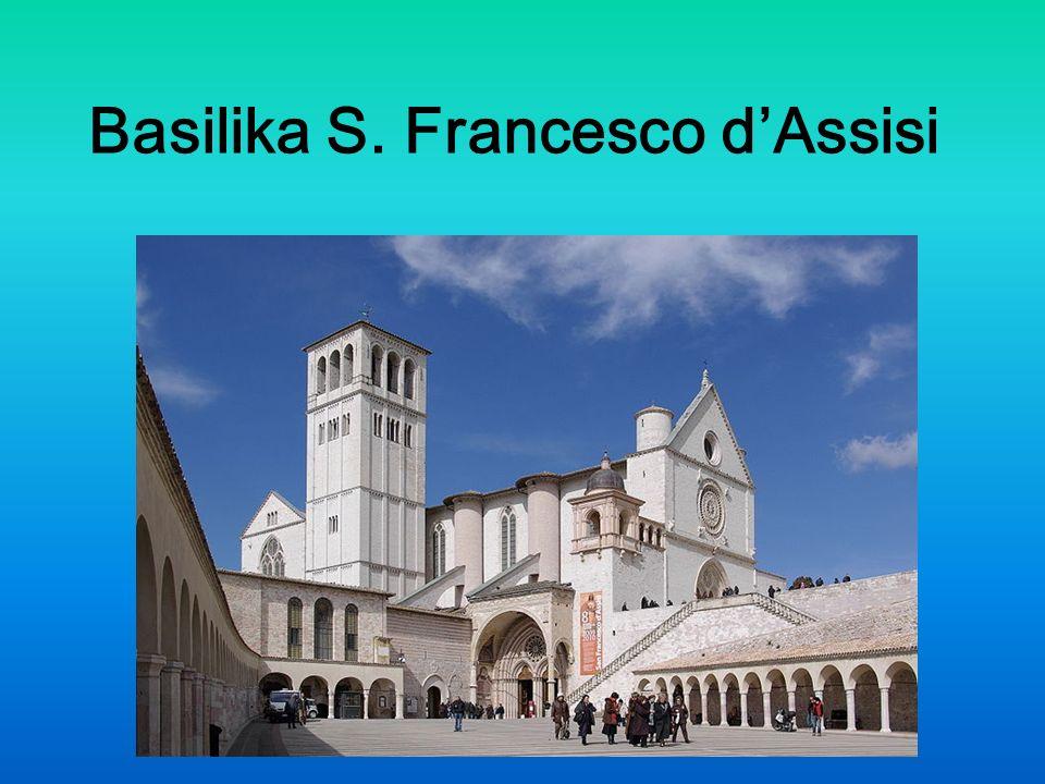 Basilika S. Francesco dAssisi