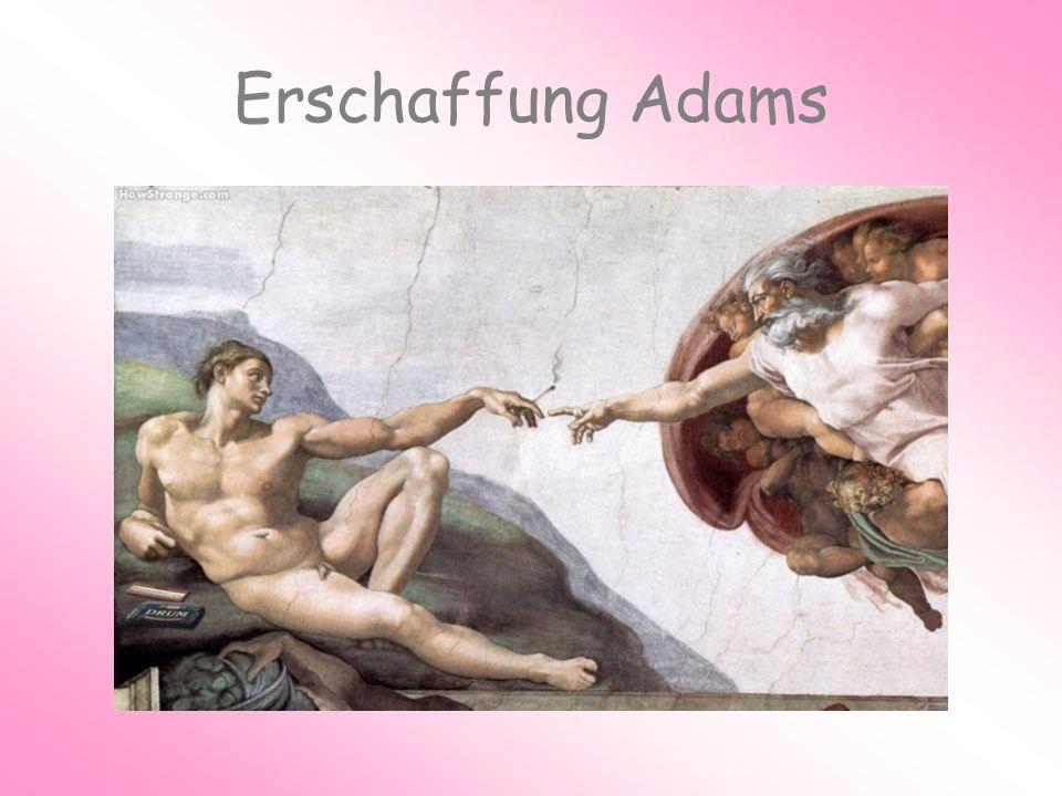 Erschaffung Adams