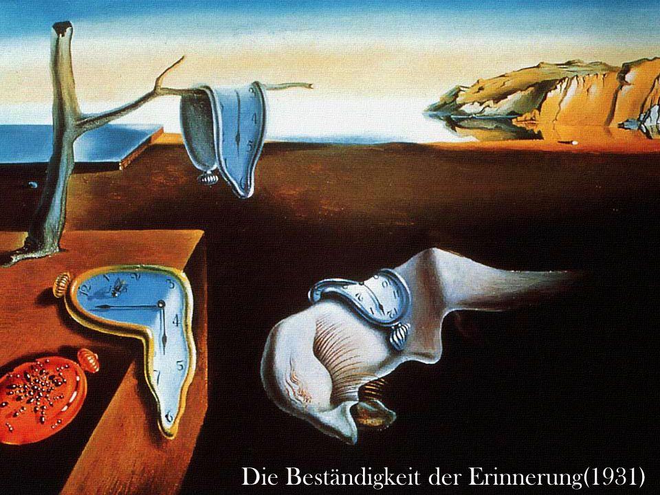 Die Beständigkeit der Erinnerung(1931)