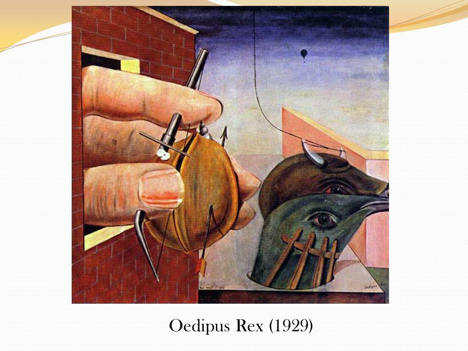 Oedipus Rex (1929)