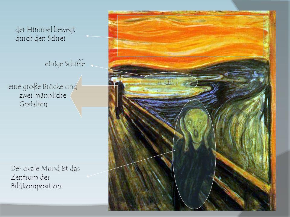 Im Jahr 1906 veröffentlichten die ersten Expressionisten ein Programm Überwindung der traditionellen akademischen Malerei Einführung einer Kunst: - frei von Konventionen - korrespondierend mit der Sehnsucht nach Freiheit und Unabhängigkeit