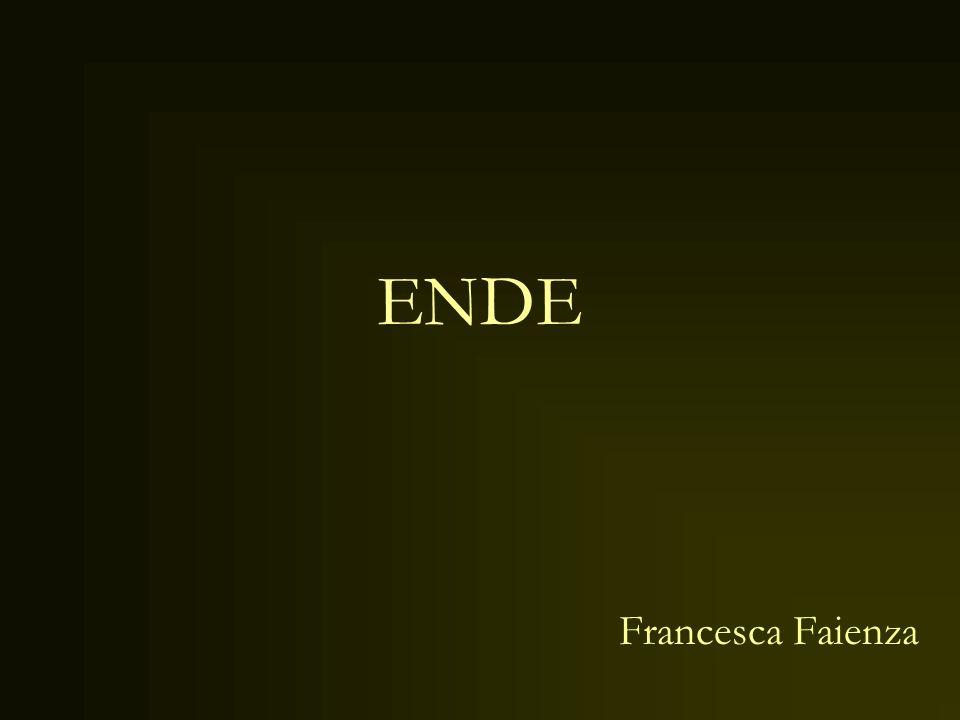 ENDE Francesca Faienza