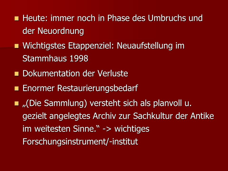 Berliner Grüne Kopf Betender Knabe Aphrodite Nofretete