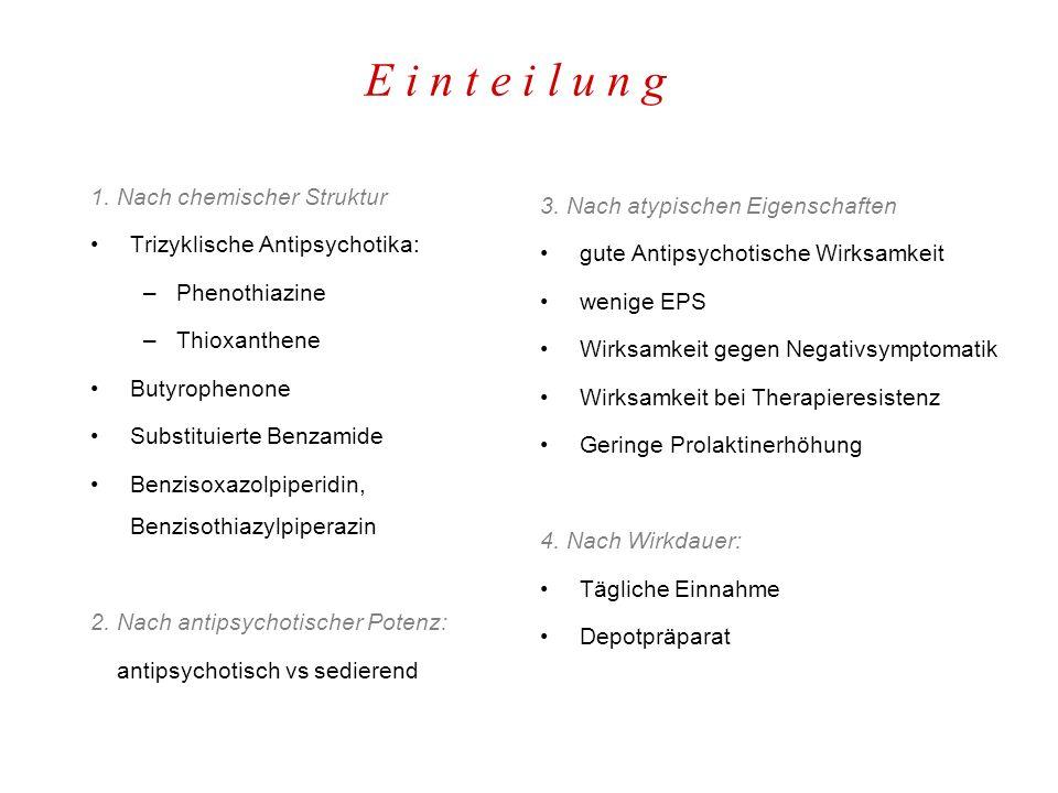 E P S e x t r a p y r a m i d a l m o t o r i s c h e S y m p t o m e Frühdyskinesie –Zungenschlund- & Blickkrämpfe, unwillkürliche Mimik...