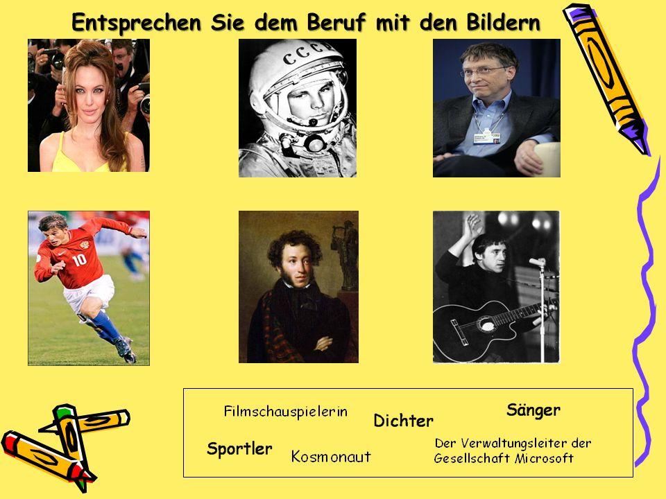 Arbeitsblatt: Die Arbeitssuche und das Vorstellungsgespräch 1.