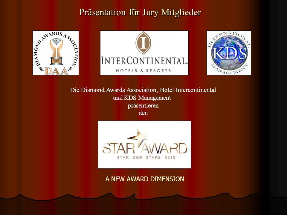 11 KONTAKT KONTAKT STAR AWARD Star der Stars Diamond Awards Association e.