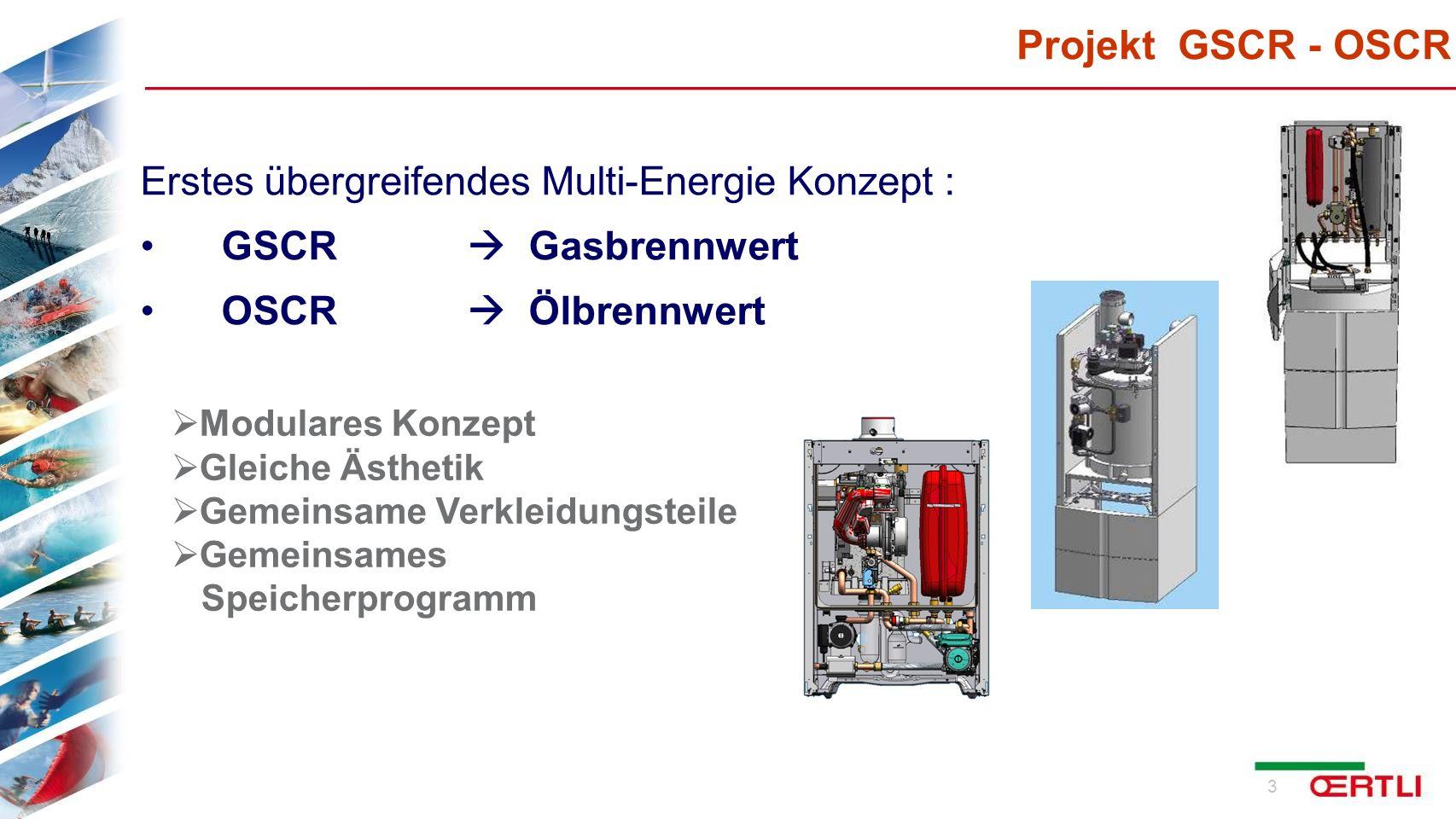 4 Kesselmodule + Speichermodule frei kombinierbar Kessel Öl oder Gas Speicher bodenstehend aufgesetzt untergestellt oder nebenstehend (mit Deckel) Neues modulares Konzept