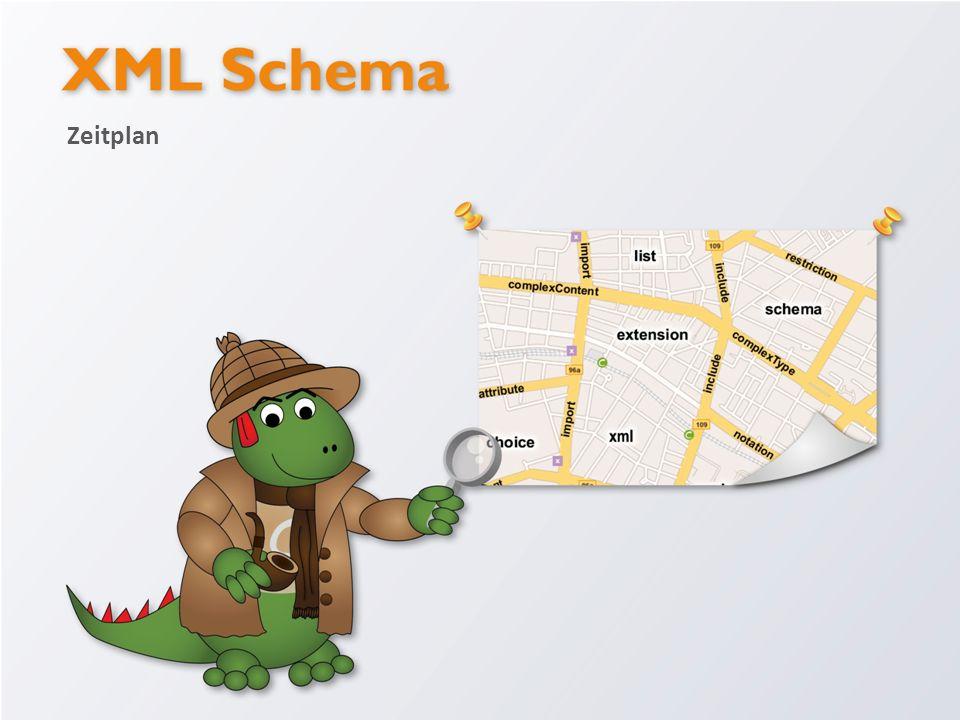 Gültig Ein XML-Dokument ist gültig, wenn die benutzte Tag-Struktur der Anwendungslogik oder dem inhärenten Sinn des Dokuments genügt, d.h.