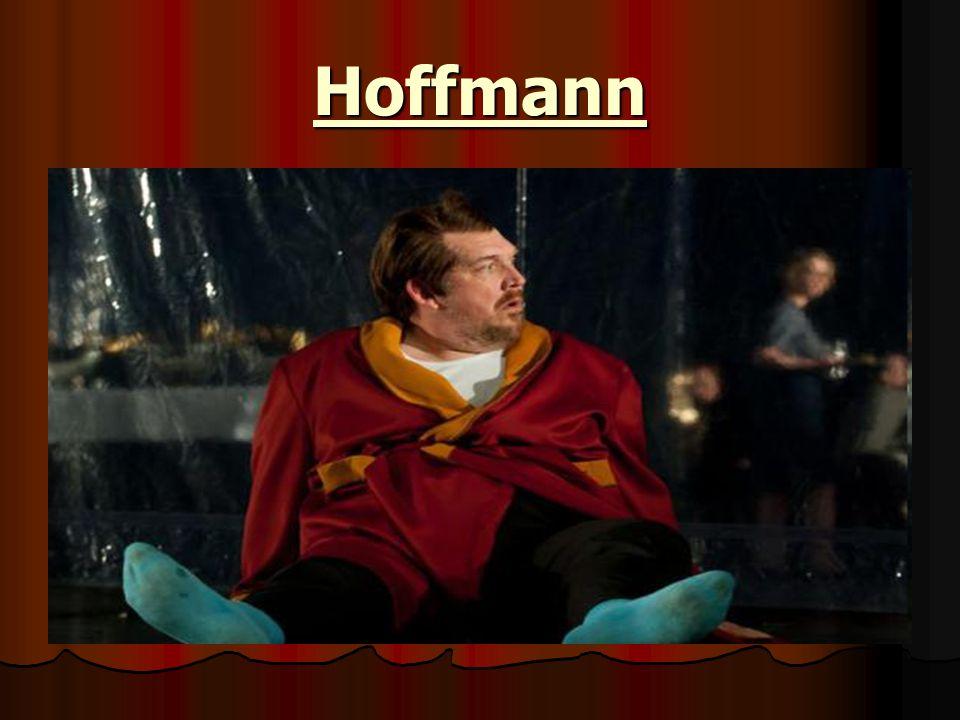 Inhaltsverzeichnis S.1-2: Charakterisierung von Hoffmann S.