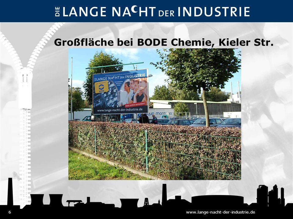 6 Großfläche bei BODE Chemie, Kieler Str.