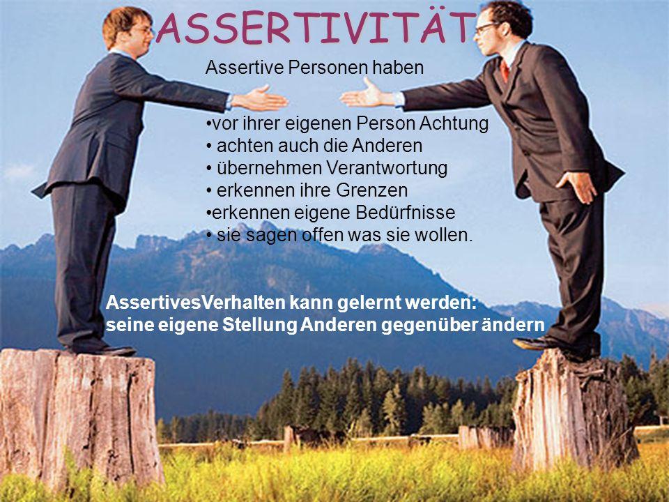 Conceptul de asertivitate Conceptul de asertivitate, relativ nou in societatea romaneasca, este