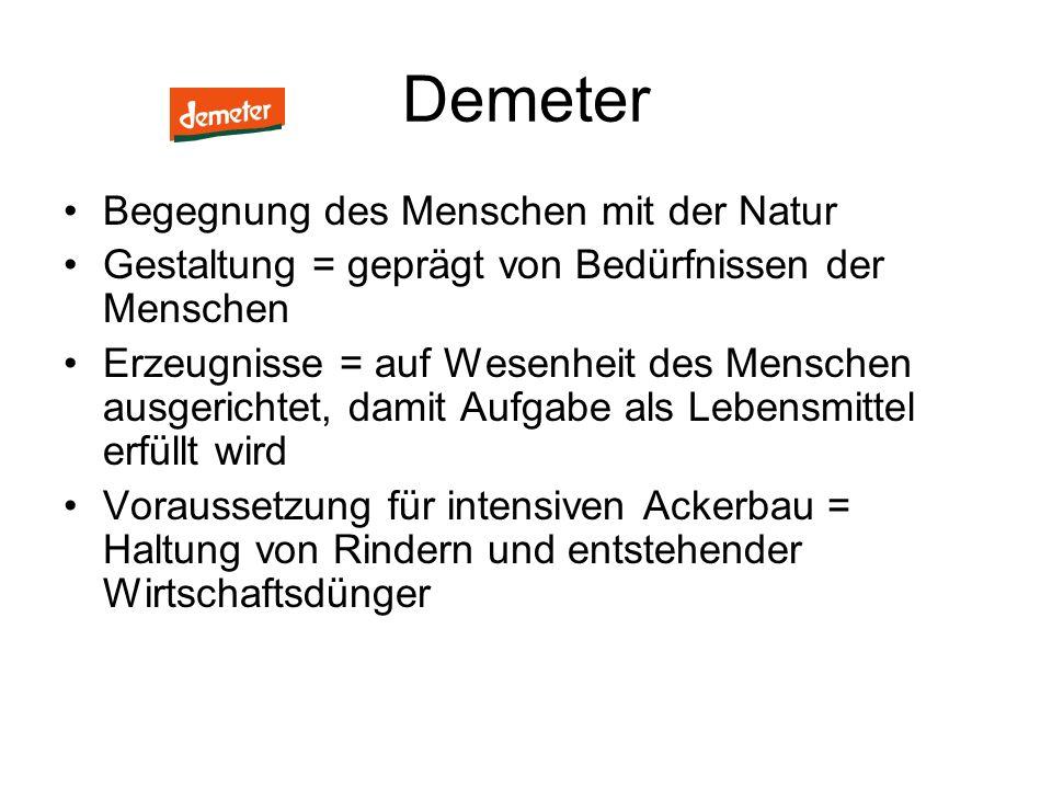 in Deutschland 1400 Landwirte weltweit über 3500 Höfe ca.100 000 ha Anbaufläche