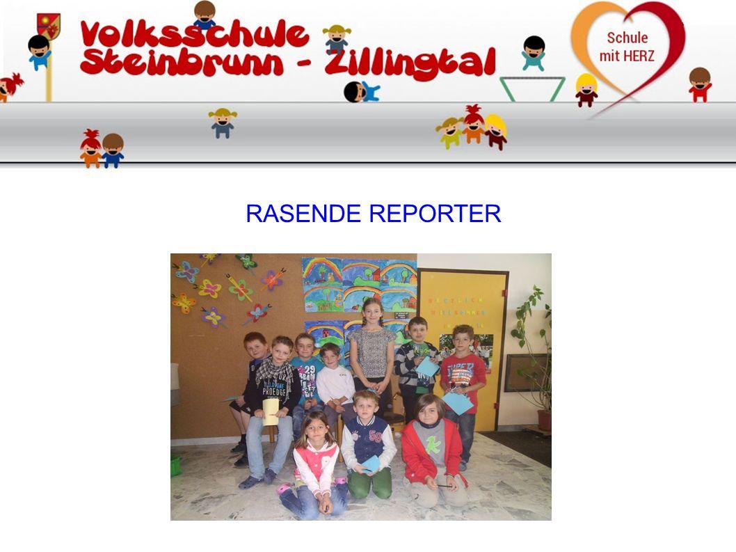 RASENDE REPORTER