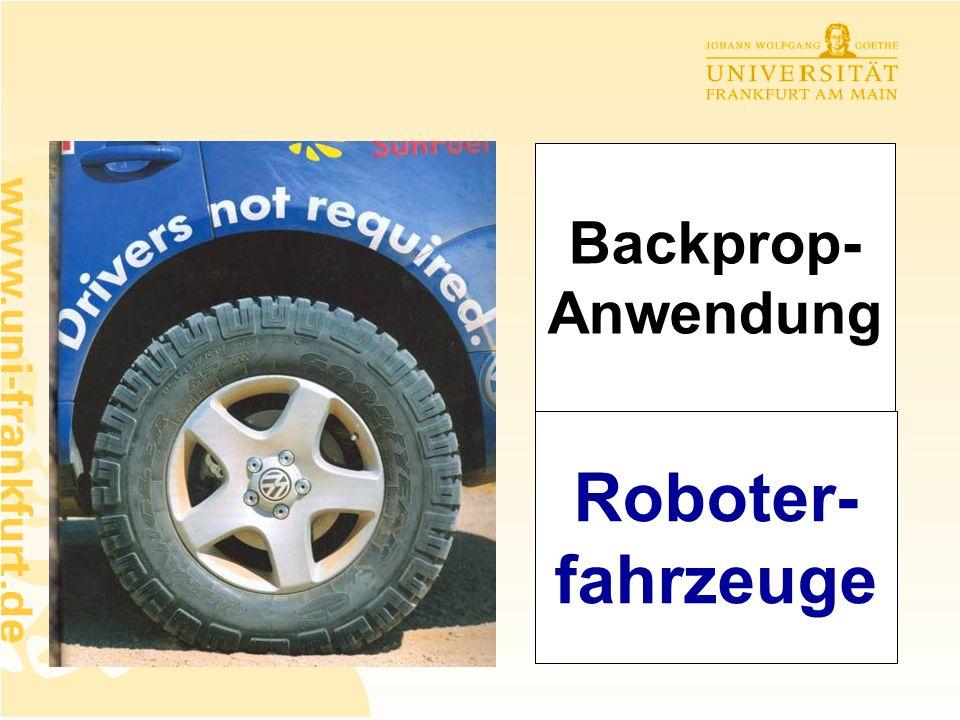 Rüdiger Brause: Adaptive Systeme AS-1, WS 2009 - 60 - SNOOPE Ergebnisse Leistung des BP-NN vs.