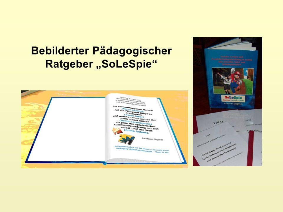 Bebilderter Pädagogischer Ratgeber SoLeSpie