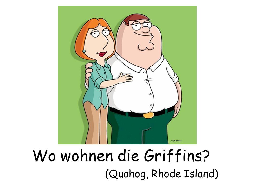 Wo wohnen die Griffins? (Quahog, Rhode Island)