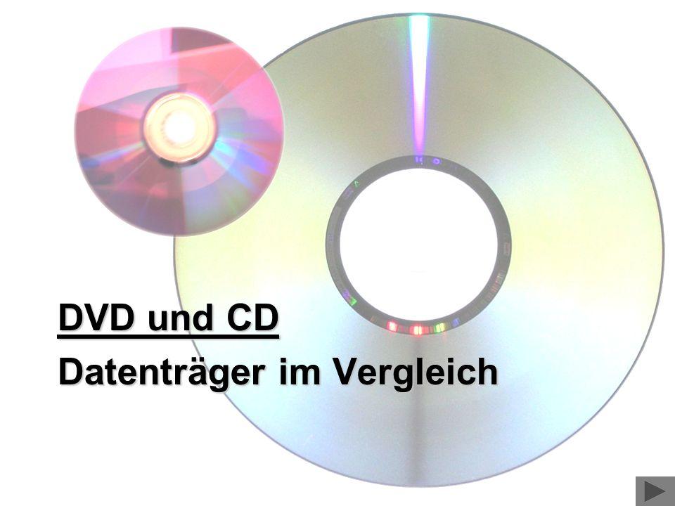 Inhaltsverzeichnis CD Einführung Arten Speicherkapazitäten Aufbau Brennvorgang DVD Einführung Arten Speicherkapazitäten Aufbau Funktionsweise Ländercode