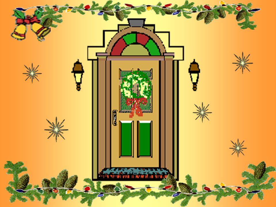 Weihnachtsbräuche Nach dem Essen findet die Bescherung statt.