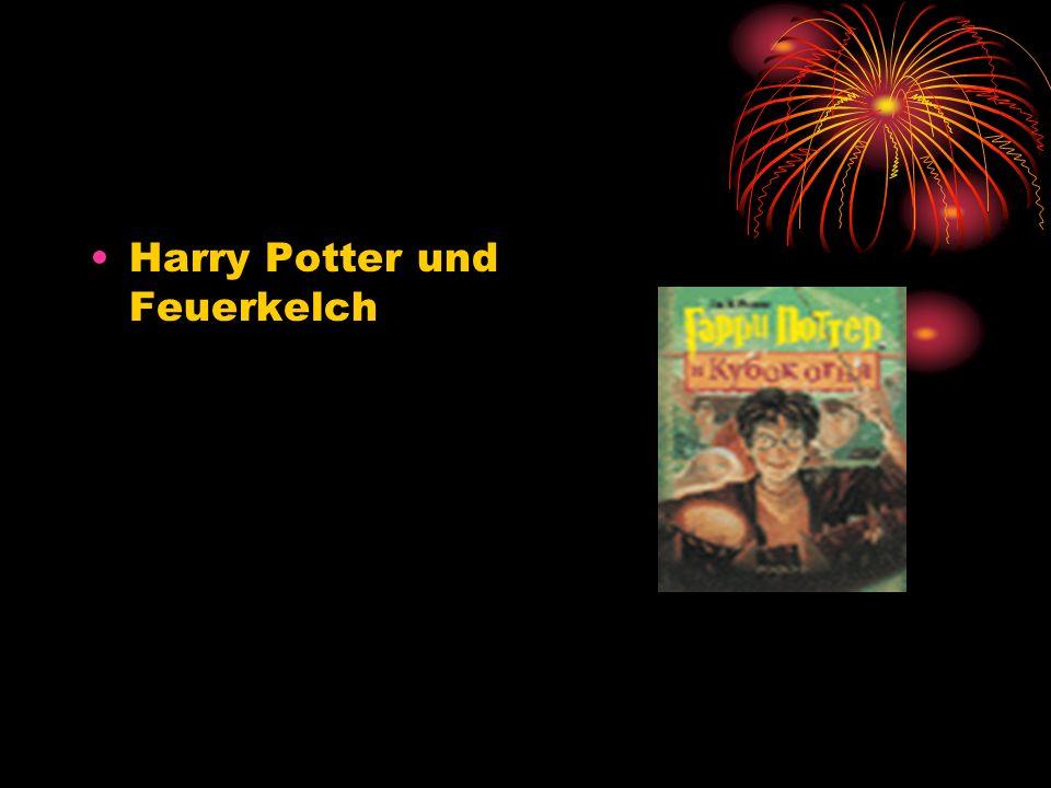 Harry Potter und Feuerkelch