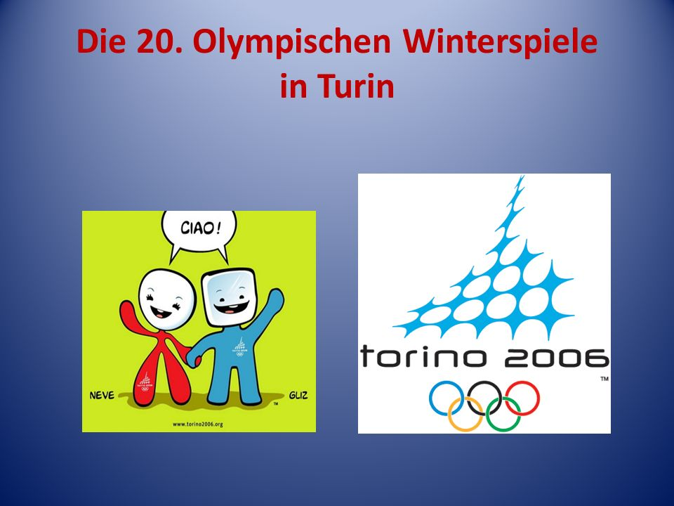 Die 29.Olympischen Sommerspiele in Peking.