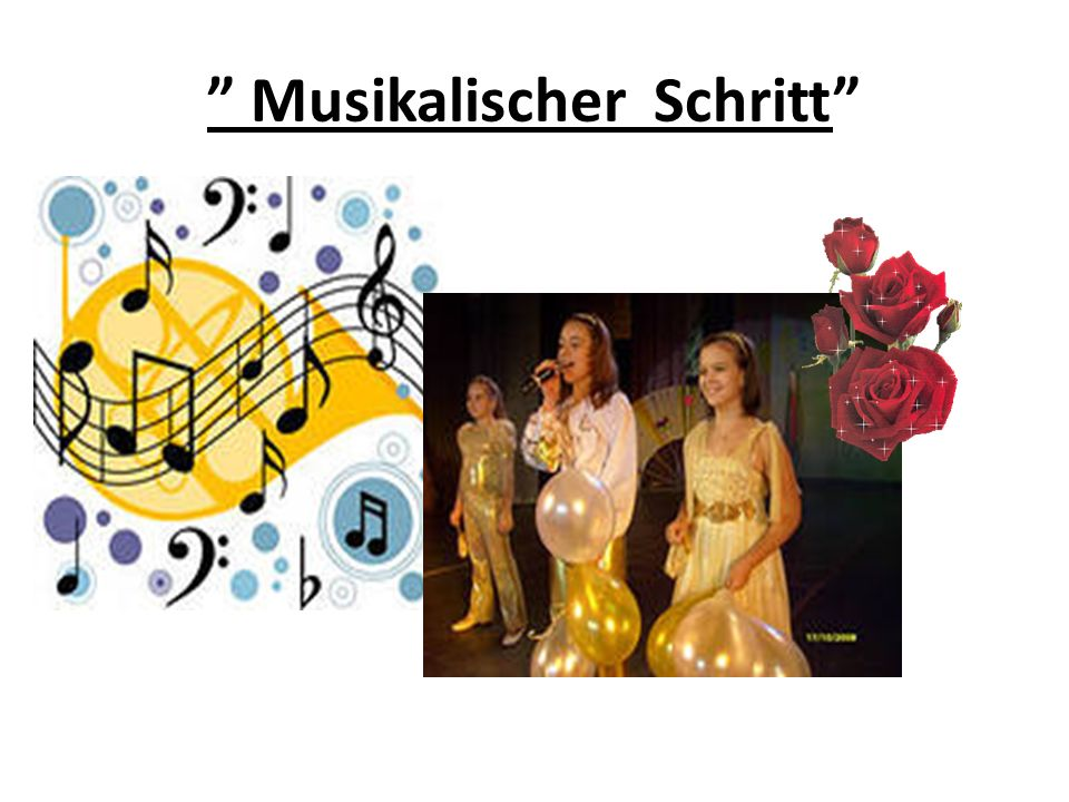 Musikalischer Schritt