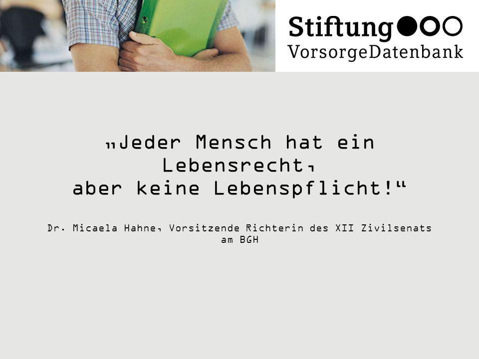 In Deutschland leben zur Zeit ca.1,3 Mio. Bürger unter staatlicher Betreuung ca.