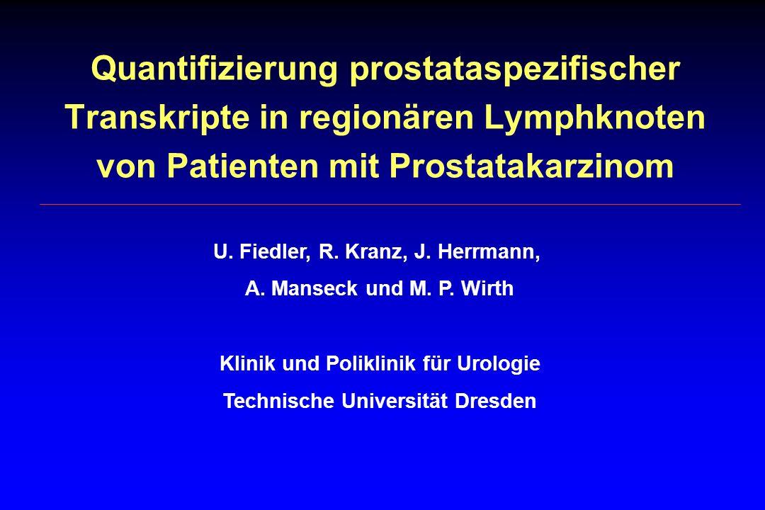 U. Fiedler, R. Kranz, J. Herrmann, A. Manseck und M.