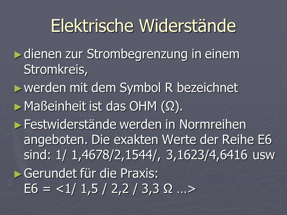 Aufgabenstellung Erkläre, weshalb die Normreihe E6 eine geometrische Folge ist.