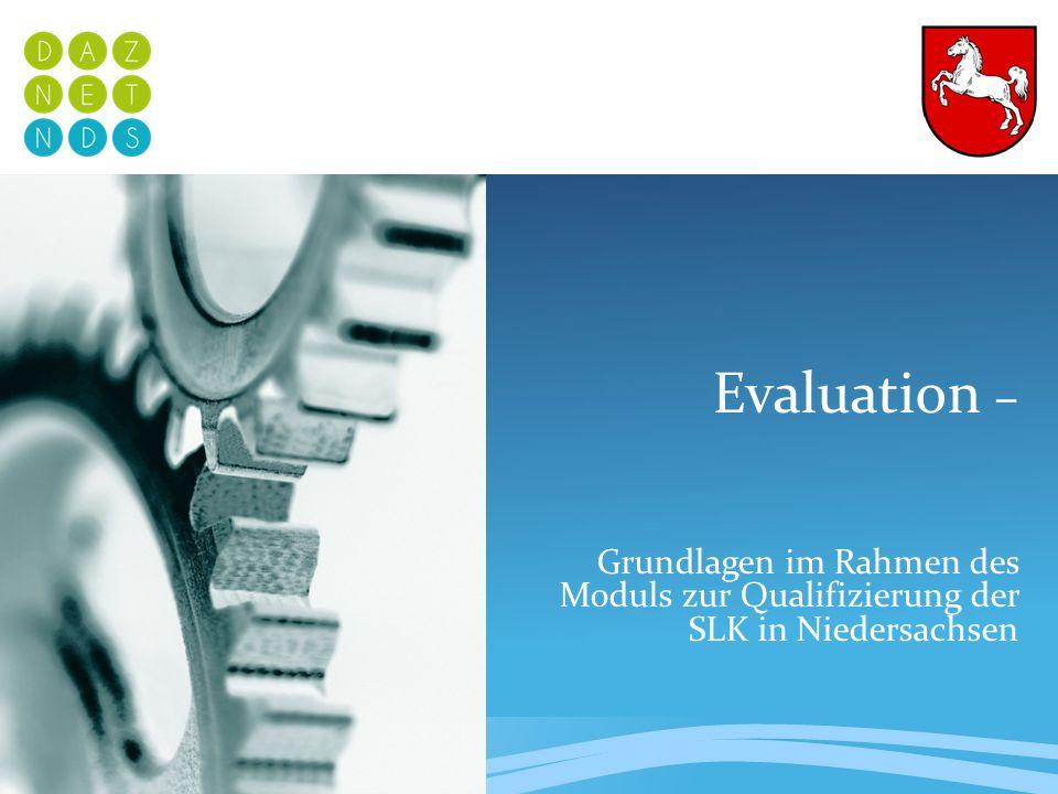 Zur Herkunft des Begriffs Evaluation /Evaluierung -< lat.
