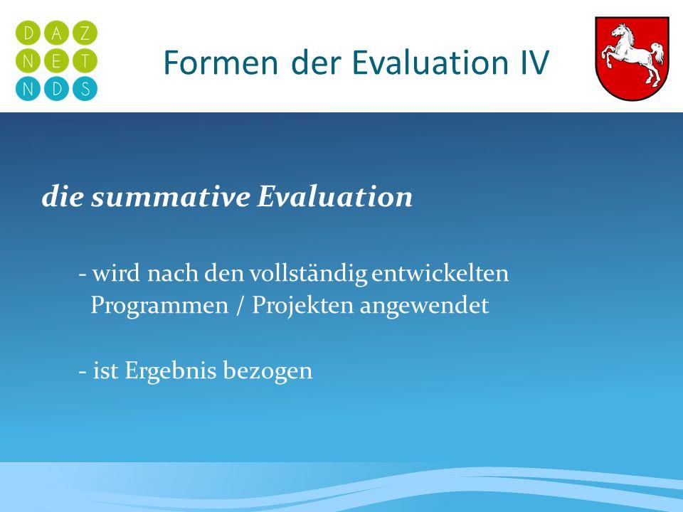 Einleitendes zur Evaluation Das Evaluationsobjekt: Was soll evaluiert werden.