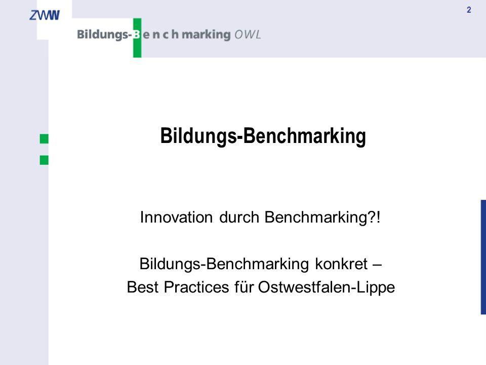 3 Benchmarking Kontinuierliche Vergleichsanalyse von Produkten, Dienstleistungen, Prozessen und Methoden des eigenen Unternehmens mit denen des besten Konkurrenten.
