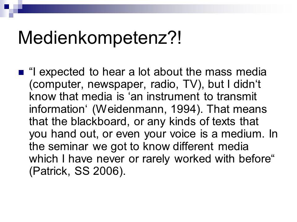 Medienkompetenz?.