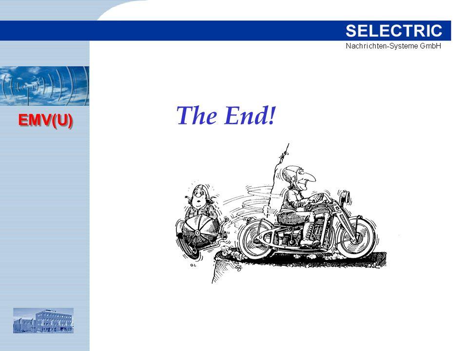 EMV(U) The End!