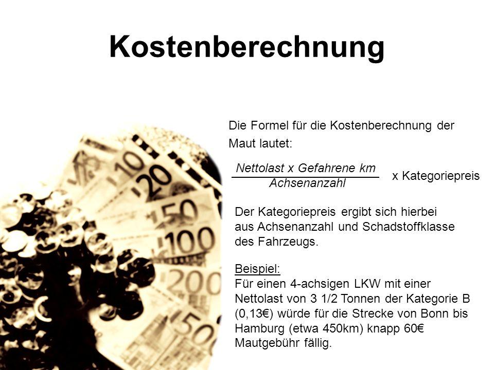 Schwachstellen und Verzögerungsgründe Erfolgreiche Mautsysteme im Ausland - Deutschland braucht Extrawurst mit Hightech.