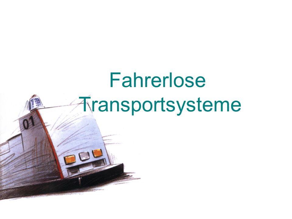 02.05.2005Fahrerlose Transportsysteme22 Gliederung 1.Einleitung 2.Aufbau von FTS 3.Technik von FTS 1.Fahrerlose Transportfahrzeuge 2.Leitrechner 3.Bodenanlage/ Spurführung 4.Anwendungsbeispiel 5.Wichtige Hersteller 6.Fazit