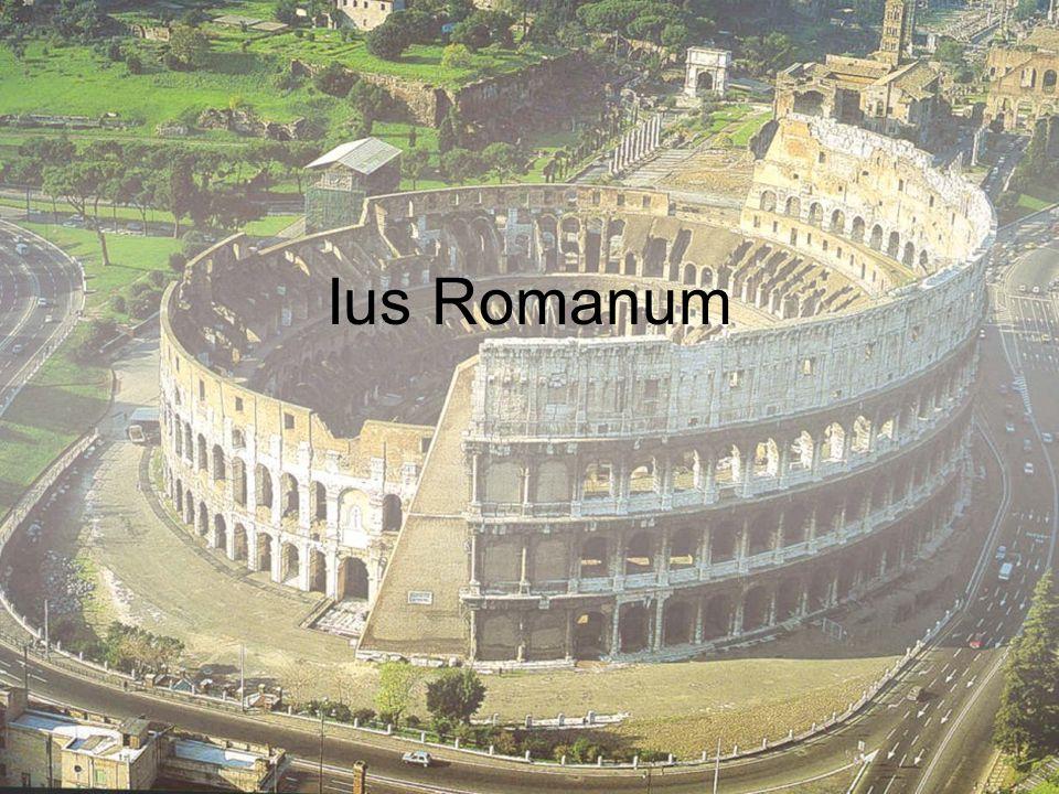 Ius Romanum