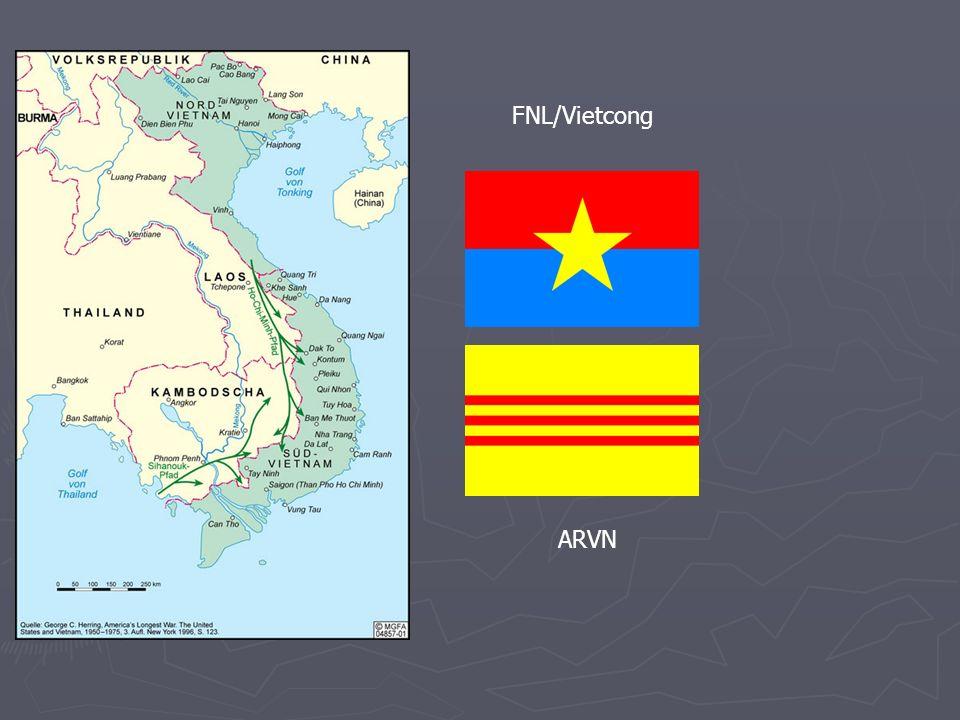 1967 485.000 US-Soldaten in Vietnam 485.000 US-Soldaten in Vietnam Bereits 16.000 US- Soldaten gefallen Bereits 16.000 US- Soldaten gefallen Es kommt zu ersten Demonstrationen Es kommt zu ersten Demonstrationen