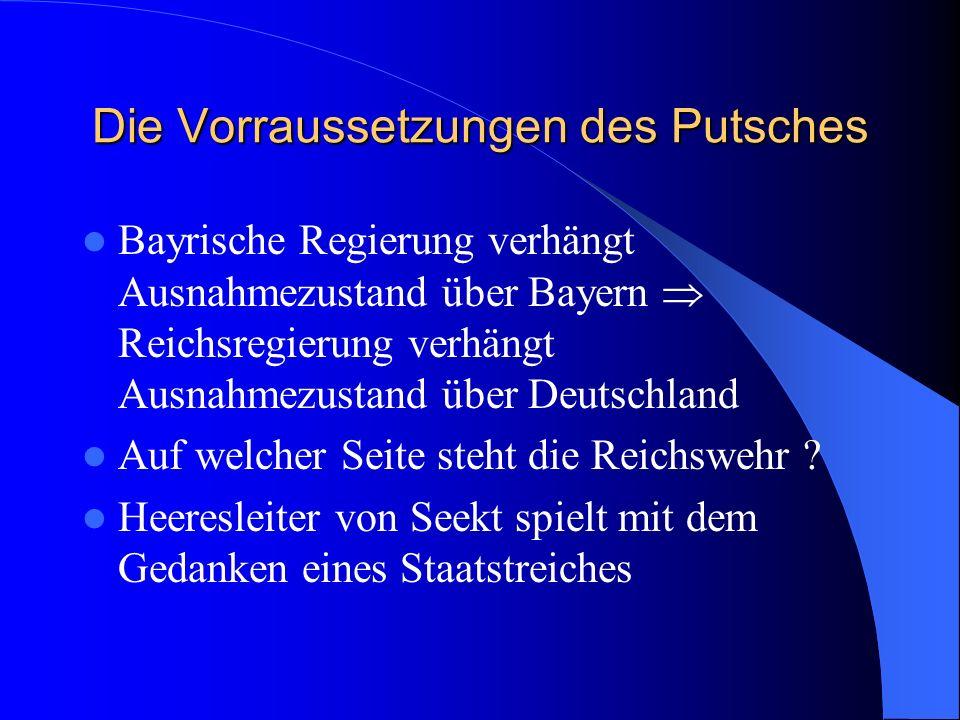 Der gesamtpolitische Hintergrund Die Antwort für den Ruhrkampf wurde mit dem Aufruf zum Kampf gegen die Ruhrverräter beantwortet Zeitpunkt für eine Re
