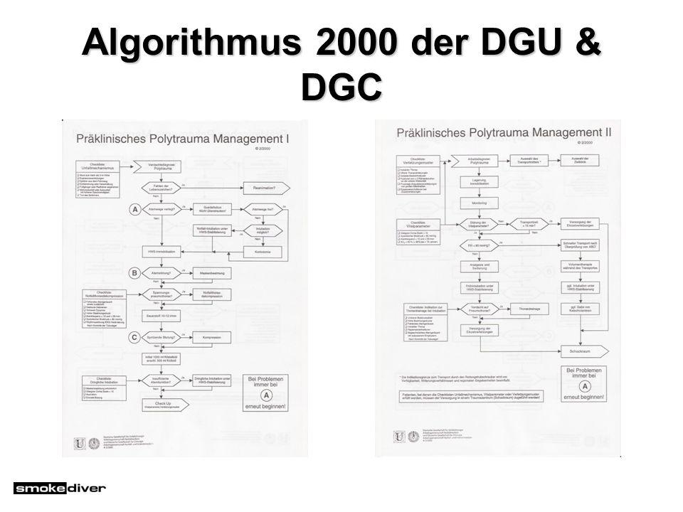 Algorithmus 2000 der DGU & DGC