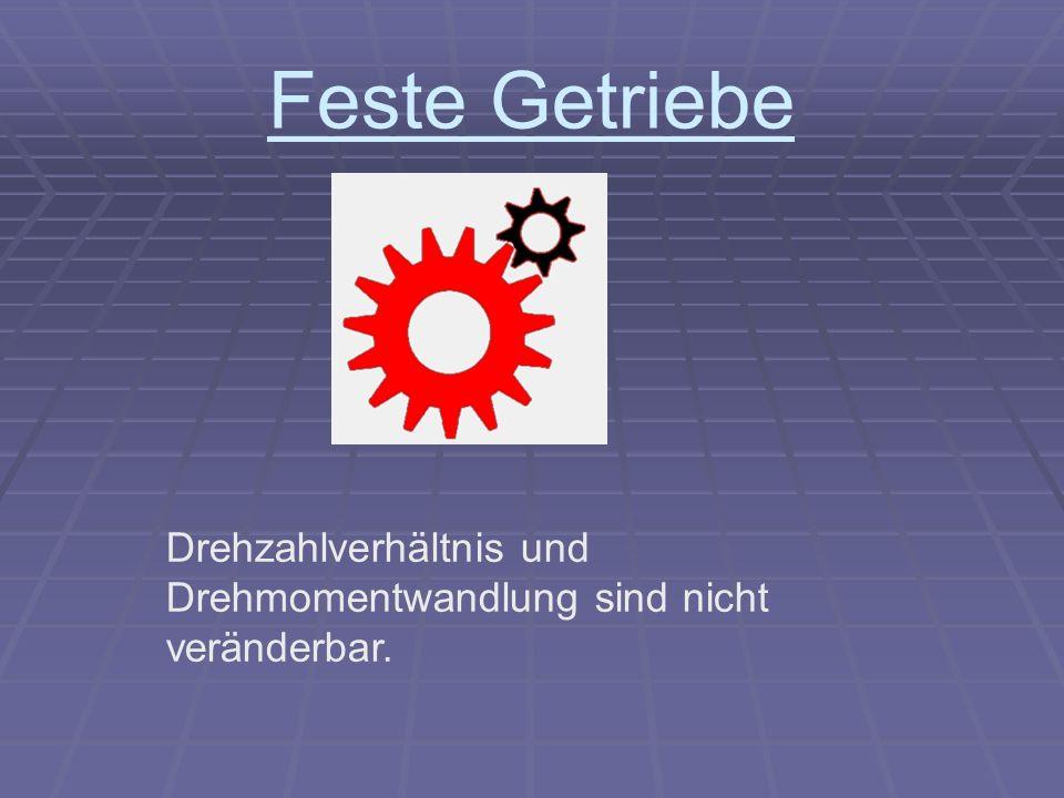 Schaltgetriebe Stufenloses Getriebe Stufenloses Getriebe Stufen Getriebe Stufen Getriebe