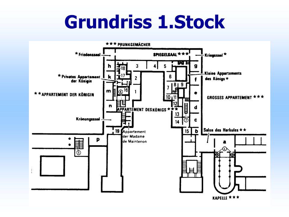 Grundriss 1.Stock