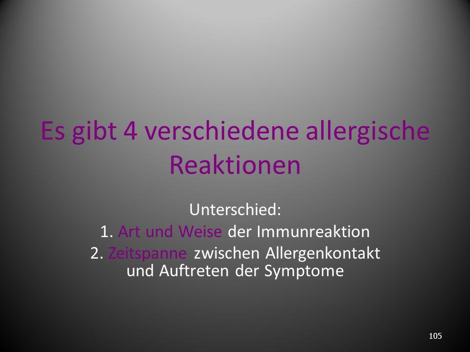 Erkrankungen des Immunsystems Allergien – Überempfindlichkeitsreaktionen Definition – erworbene, spezifische Überempfindlichkeit gegenüber bestimmten,