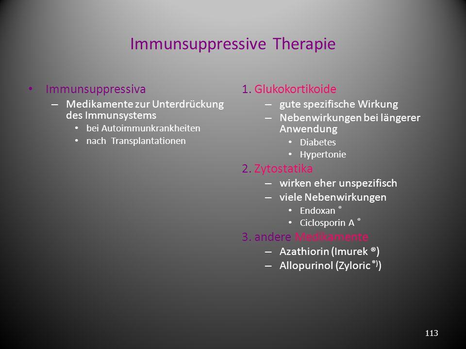 Autoimmunerkrankungen Prinzip der Immuntoleranz Antikörper und T – Zellen könnten grundsätzlich jeden Eiweißkörper angreifen als theoretisch auch körp