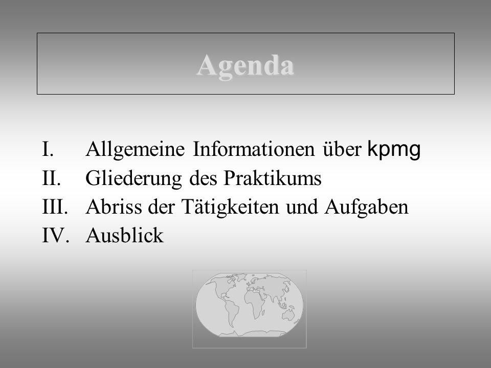 Marcel Bode Matr.Nr.:10106399 Fachhochschule Erfurt, Fachbereich Wirtschaft Unternehmen: kpmg Deutsche Treuhandgesellschaft AG National Office Berlin