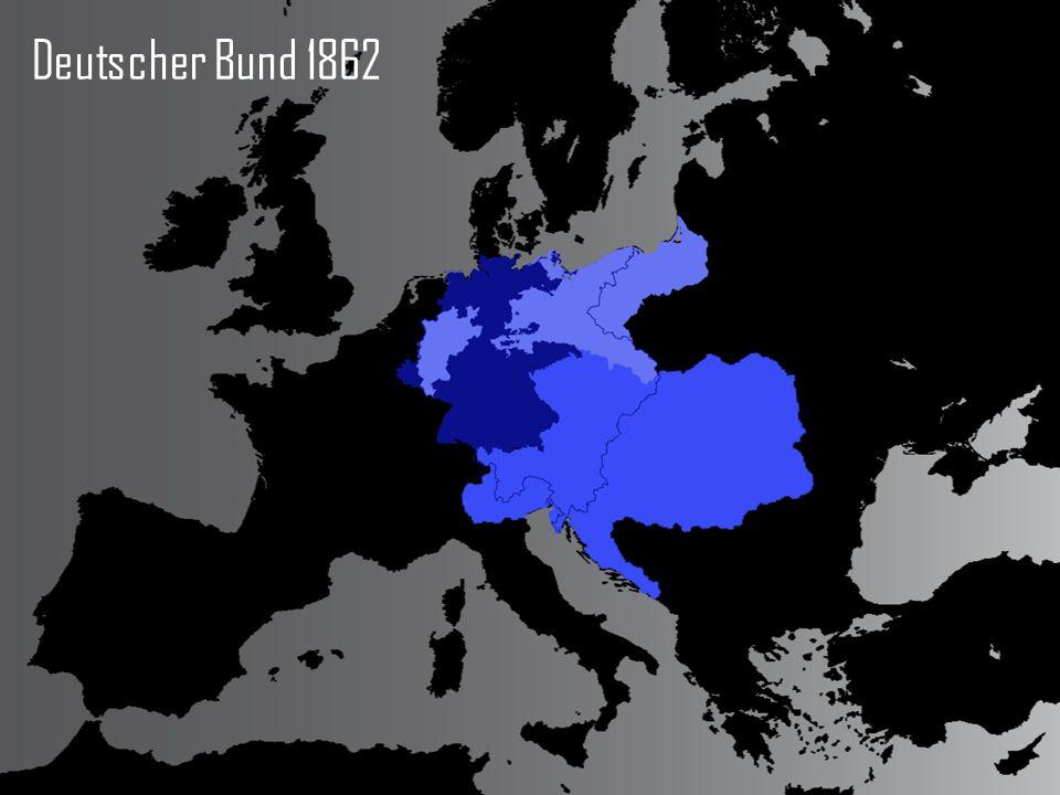 Deutscher Bund 1862