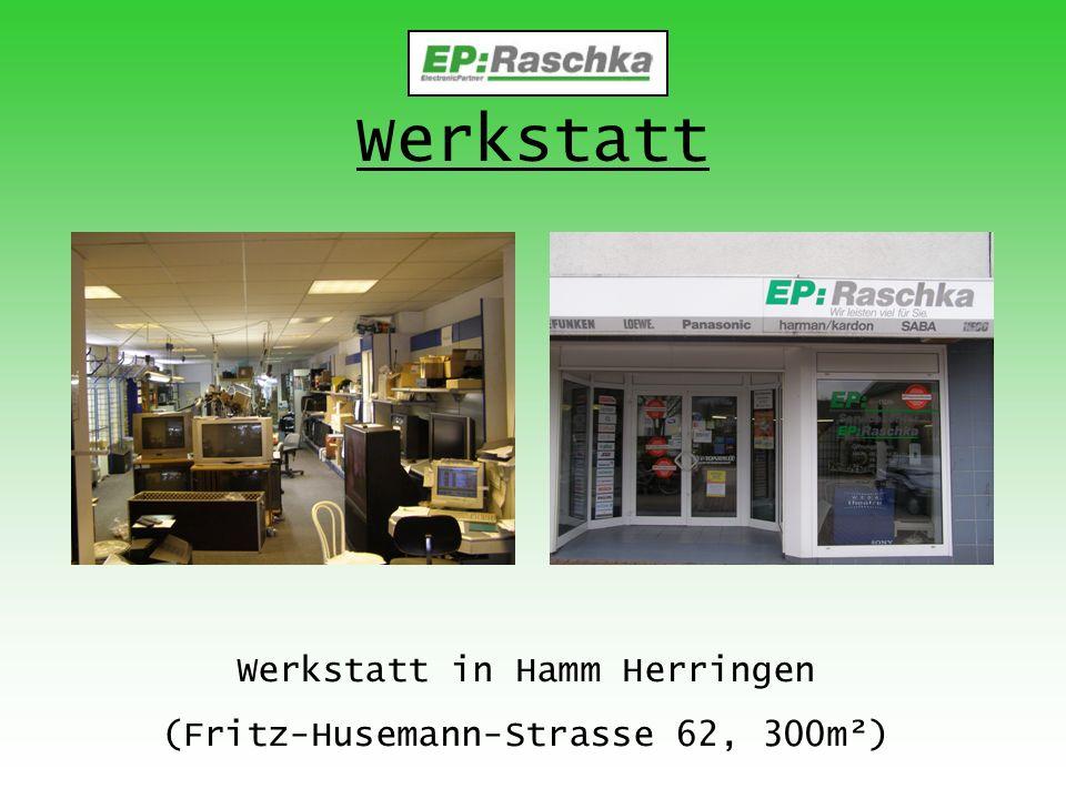 Werkstatt Werkstatt in Hamm Herringen (Fritz-Husemann-Strasse 62, 300m²)