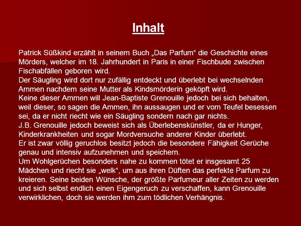 Biographie Patrick Süßkind - geboren am 26.