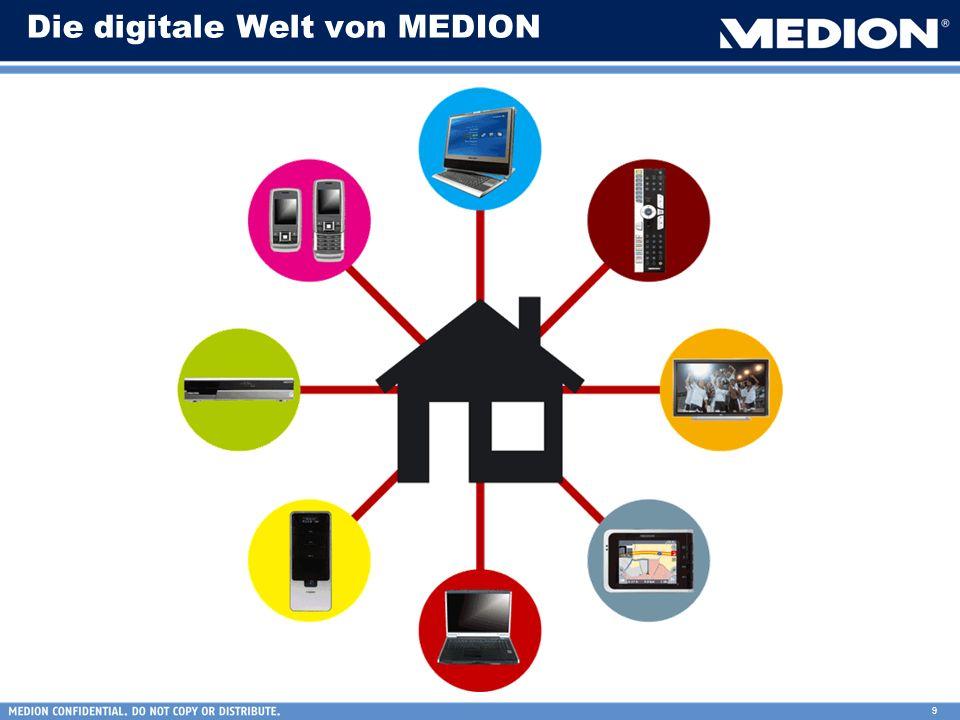 9 Die digitale Welt von MEDION